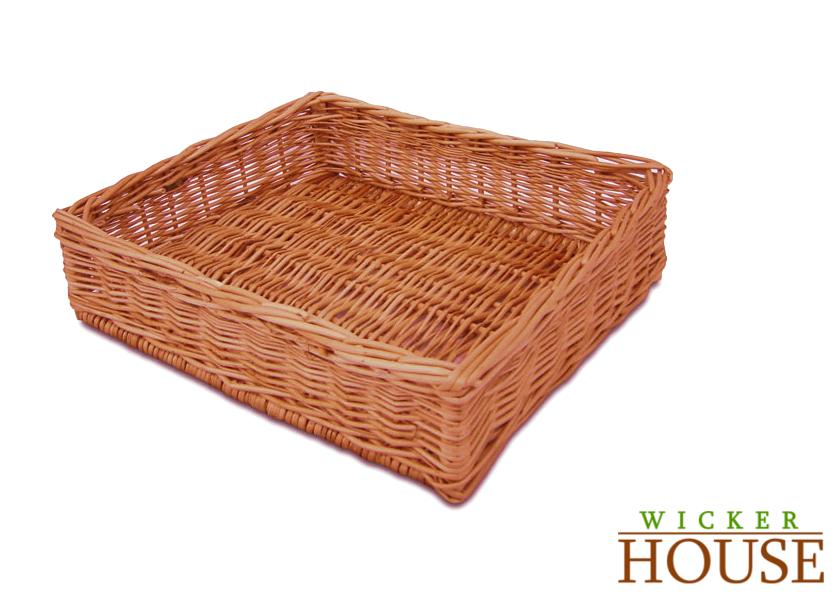 Wicker Hamper Basket The Range : Wicker basket mm house wide