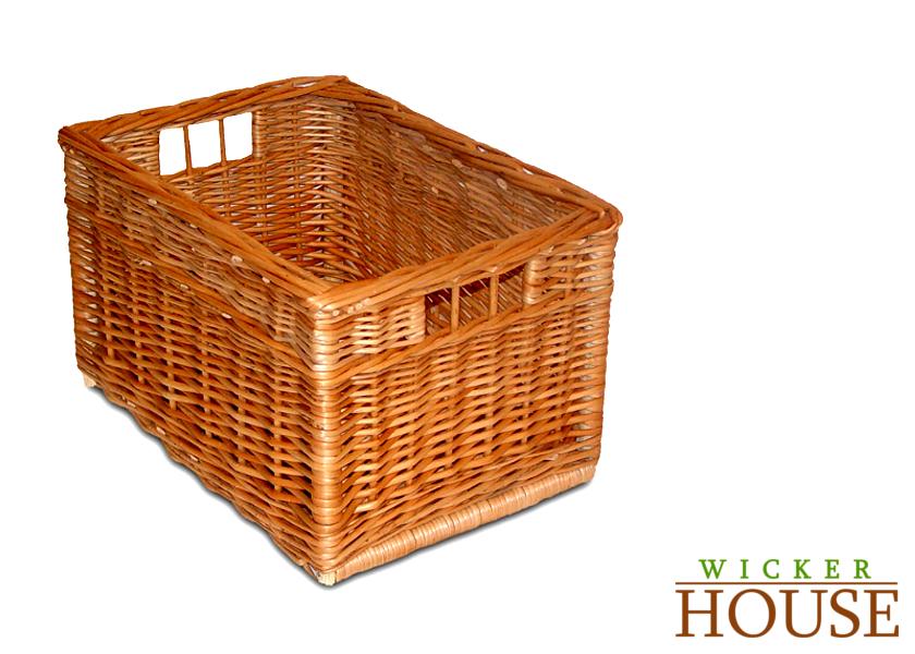Wicker Hamper Basket The Range : Display wicker basket mm house